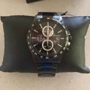 Citizen Black Mens Watch